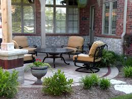 paver patio designs from aspen outdoor design
