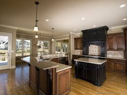cabinet enchanting two tone kitchen cabinets for home pictures of