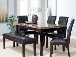 kitchen table oval rooms to go tables marble folding 8 seats