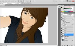 tutorial efek vektor di photoshop cara meng edit foto menjadi efek kartun dengan photoshop cs5