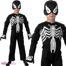 boys spiderman ultimate amazing spider man superhero fancy dress