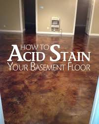 25 best acid stain ideas on acid stained concrete