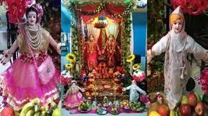 gauri ganpati decoration ideas for home to 2015 2016 2017 gauri
