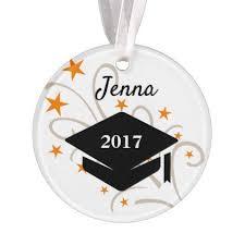 graduation cap ornament