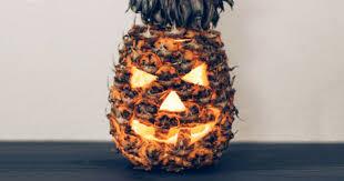 pineapple jack o lantern pumpkin carving alternatives