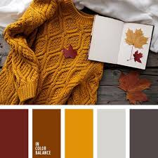 Best Colors With Orange Best 25 Fall Color Schemes Ideas On Pinterest October Wedding