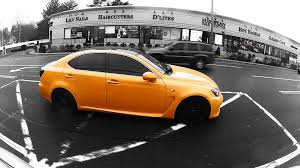 lexus wheels color 2008 lexus is f cruising crazy sound crazy color youtube