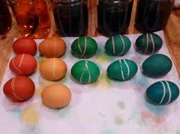 yes you can dye brown eggs rock farmer