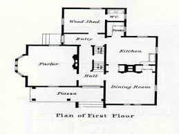 Small Home Floor Plans Tiny Victorian Houses Small Victorian House Floor Plans Victorian