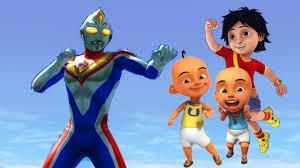 waptrick film kartun anak upin ipin shiva antv vs ultraman dyna super animasi cartoon movie