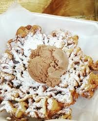 funnel cakes and ice cream yelp