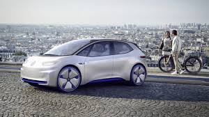 mercedes volkswagen volkswagen mercedes hasten electric car activity tesla wins