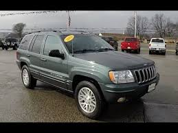 2003 jeep grand cherokee limited 4x4 18157a youtube