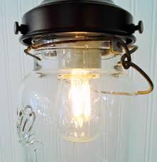 Jelly Jar Light Fixture Edison Style Light Bulb For Mason Jar Lighting 40 Watts The