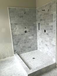 Marble Bathroom Showers White Marble Shower Grapevine Project Info