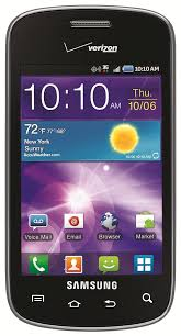 prepaid android phones samsung illusion sch i110pp android smartphone for verizon prepaid