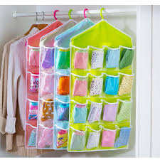 Over Door Closet Organizer - online shop 16 pockets over door cloth shoe organizer hanging