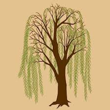 66 best willow tree images on willow tree tattoos