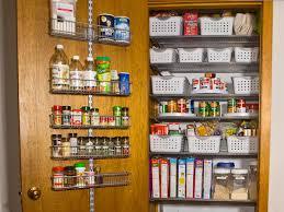 kitchen pantry door rack kitchen closet small kitchen pantry