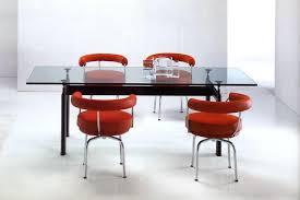 tavoli le corbusier 10 tavoli da pranzo di design mille modi per allestire la casa