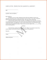 landlord lease termination letter writing a pasture lease