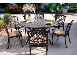 Darlee Patio by Darlee Outdoor Living Series 3 Cast Aluminum Antique Bronze 60