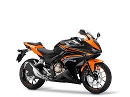 Honda Cbr 500 R 2016 Agora Moto
