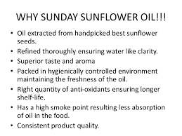 sunday sunflower oil aswathy s r bhavya ramdas darshana raghu
