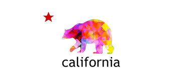 California State Flag California Bear State Flag Stencil Sp Stencils Clip Art Library
