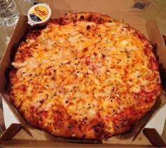 domino pizza hand tossed medium 12 hand tossed wisconsin 6 cheese pizza with garlic yelp