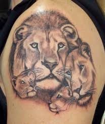 lion family tattoo tattoos pinterest lion family tattoo and