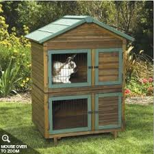Double Decker Rabbit Hutch Precision Double Decker Rabbit Multi Plex Hutch Double Rabbit Hutches