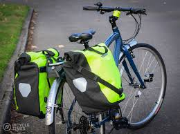 ortlieb back roller design review ortlieb high vis back roller panniers