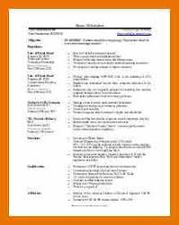 Openoffice Resume Template Open Office Resume Template Olla Leadwire Co