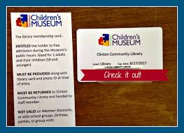 mid hudson children s museum pass at clinton community library