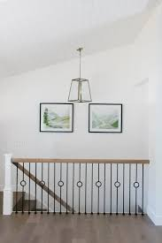 Metal Stair Rails And Banisters Best 25 Stair Railing Ideas On Pinterest Banister Remodel