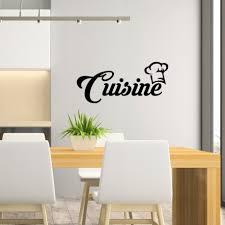 stiker cuisine sticker cuisine avec une toque