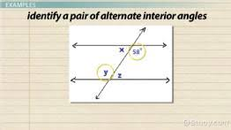 Same Side Interior Angles Postulate Same Side Interior Angles Definition U0026 Theorem Video U0026 Lesson