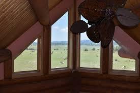 new listing bella vista is a magnificent full log lodge that