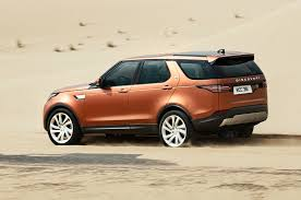 land rover overland 2017 refreshing or revolting 2017 land rover discovery motor trend