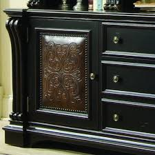 hooker furniture telluride bookcase with bottom storage