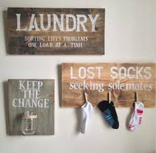 Wall Decor For Laundry Room Idea For Laundry Room Pinterest Laundry Rooms