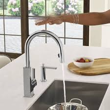 Faucets For Kitchen Bathroom Charming Silver Moen 7594c Combined With Kitchen Or Bath
