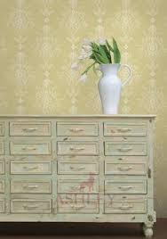 57226 graham u0026 brown figaro olive wallpaper green cream beige