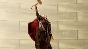 et télécharger loki wields thor s hammer deleted scene from thor