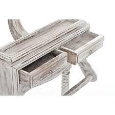 valet de chambre en bois valet de nuit portant de chambre cintre en bois massif blanc vieilli