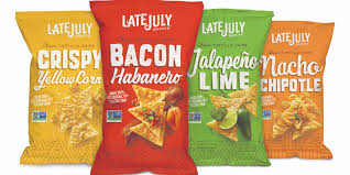 late july u0027s taco truck inspired tortilla chips are our super bowl