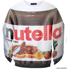 nutella sweater animal sweaters
