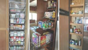 rv kitchen cabinet storage ideas 5 rv pantry cabinet problems solutions rv inspiration