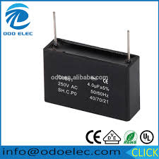 C61 Ceiling Fan Capacitor by 4uf 250v Cbb61 Capacitor 4uf 250v Cbb61 Capacitor Suppliers And